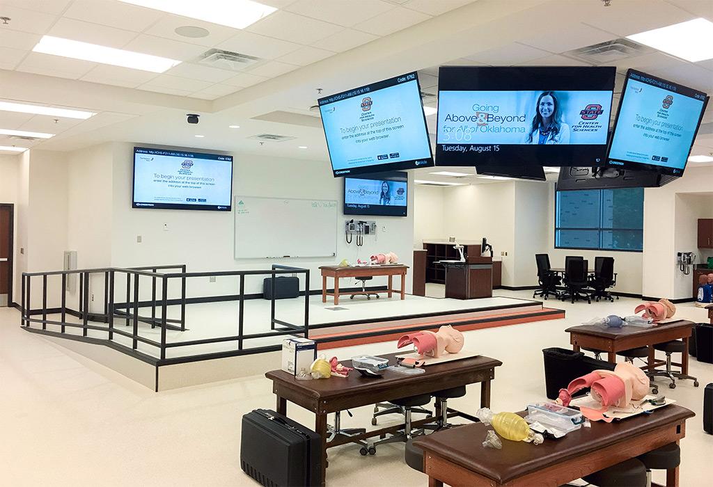OSU skills lab